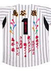 阪神タイガース刺繍ユニ